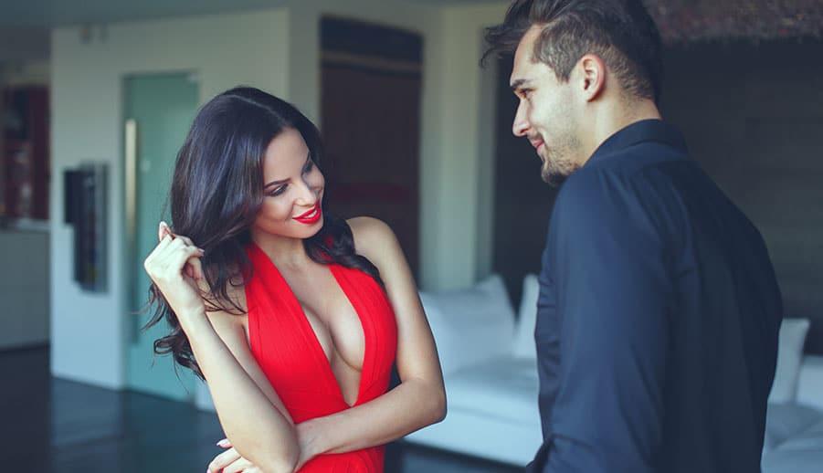 donna sposata corteggiata